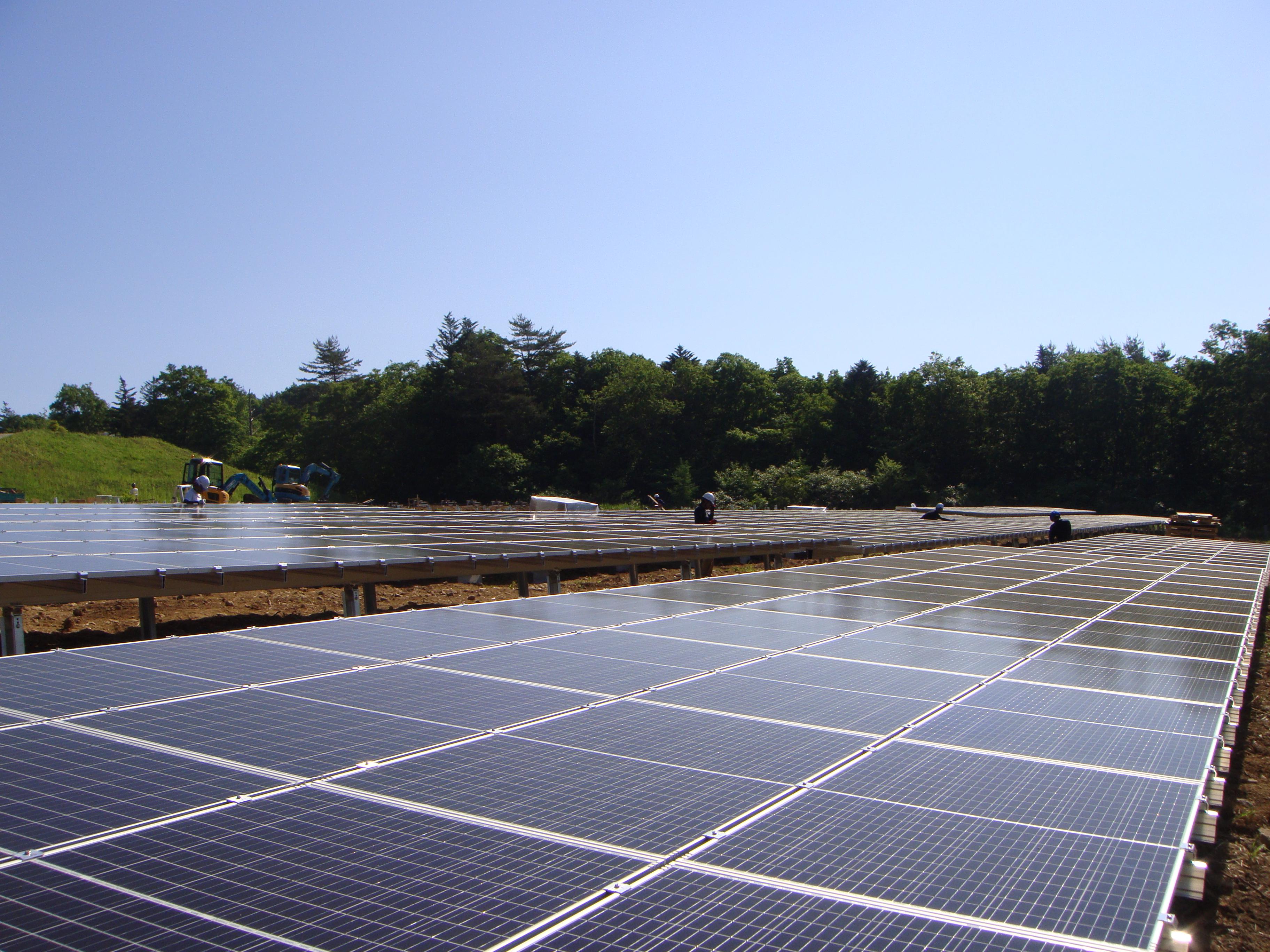 【東京都世田谷区】太陽光発電設備の導入・設置に伴う施工管理