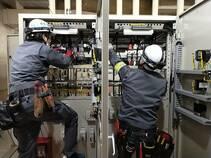 【東京都練馬区】《創業40年の安定感》年間休日122日で落ち着いて働ける!【電気⼯事⼠】